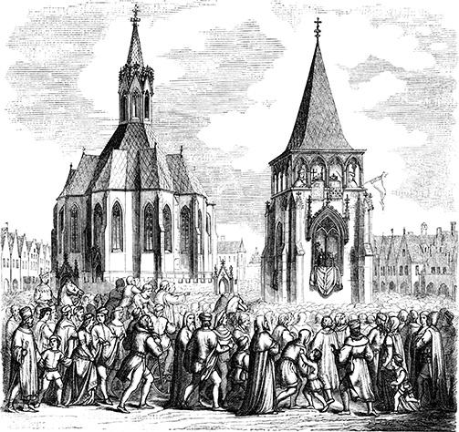 dav poutníků
