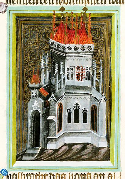 kaple Božího Těla a Krve